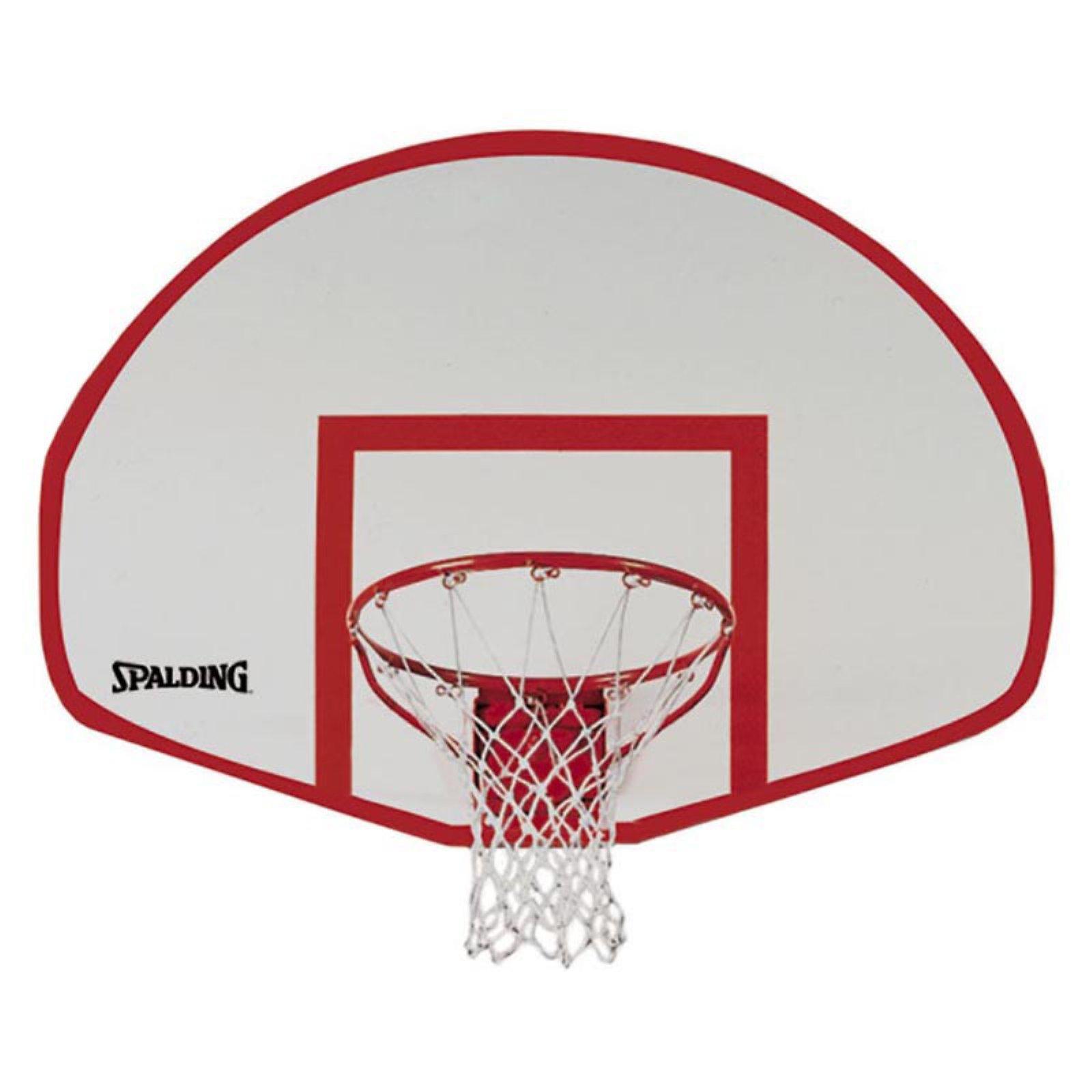 Fiberglass Fan Spalding Basketball Backboard - 54 x 39