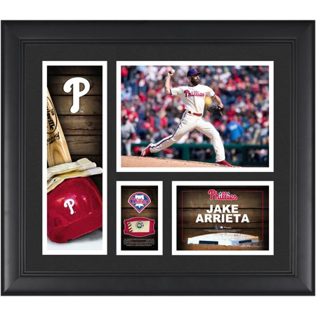 f7a5b54042c Jake Arrieta Philadelphia Phillies Framed 15