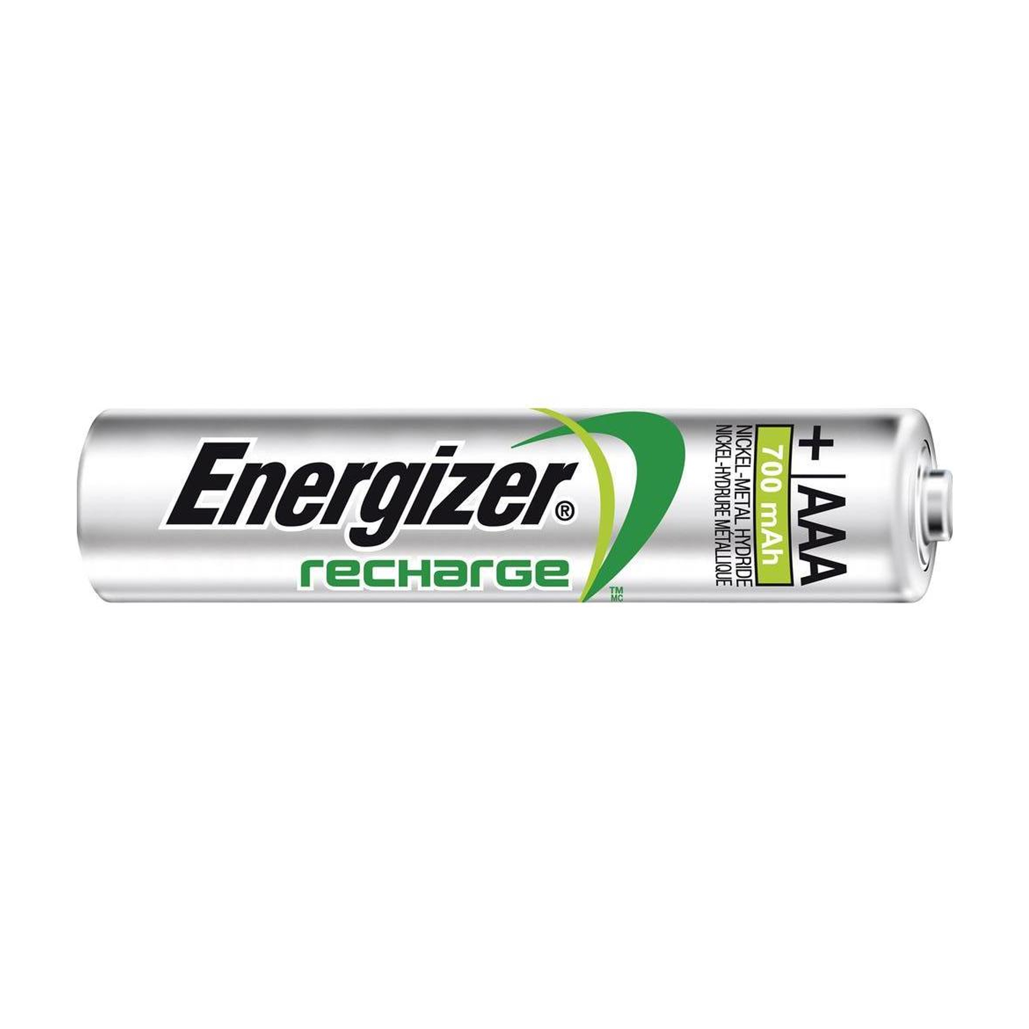 500 x AAA NiMH Energizer 700 mAh Batteries (Low Discharge) - image 1 of 1