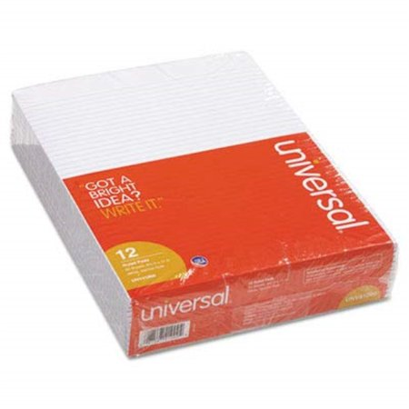 UNV41000 - Glue Top Writing Pads