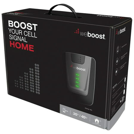 weBoost 470101 Home 4G Residential Cellular Signal-Booster (Wireless Cell Phone Signal Booster For Home)