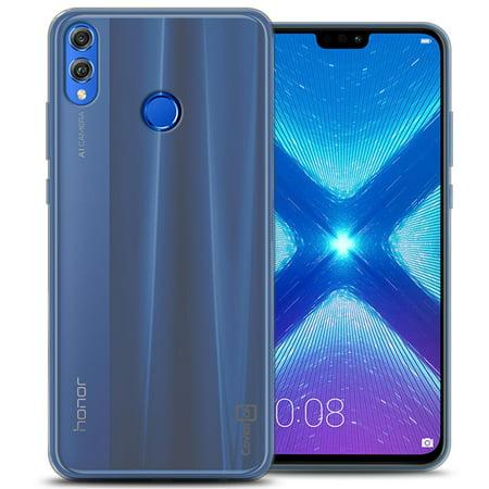 CoverON Huawei Honor 8X Case, FlexGuard Series Soft Flexible Slim Fit TPU Phone Cover (Honour Mobiles)