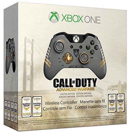 Xbox One Limited Edition Call of Duty: Advanced Warfare Wireless
