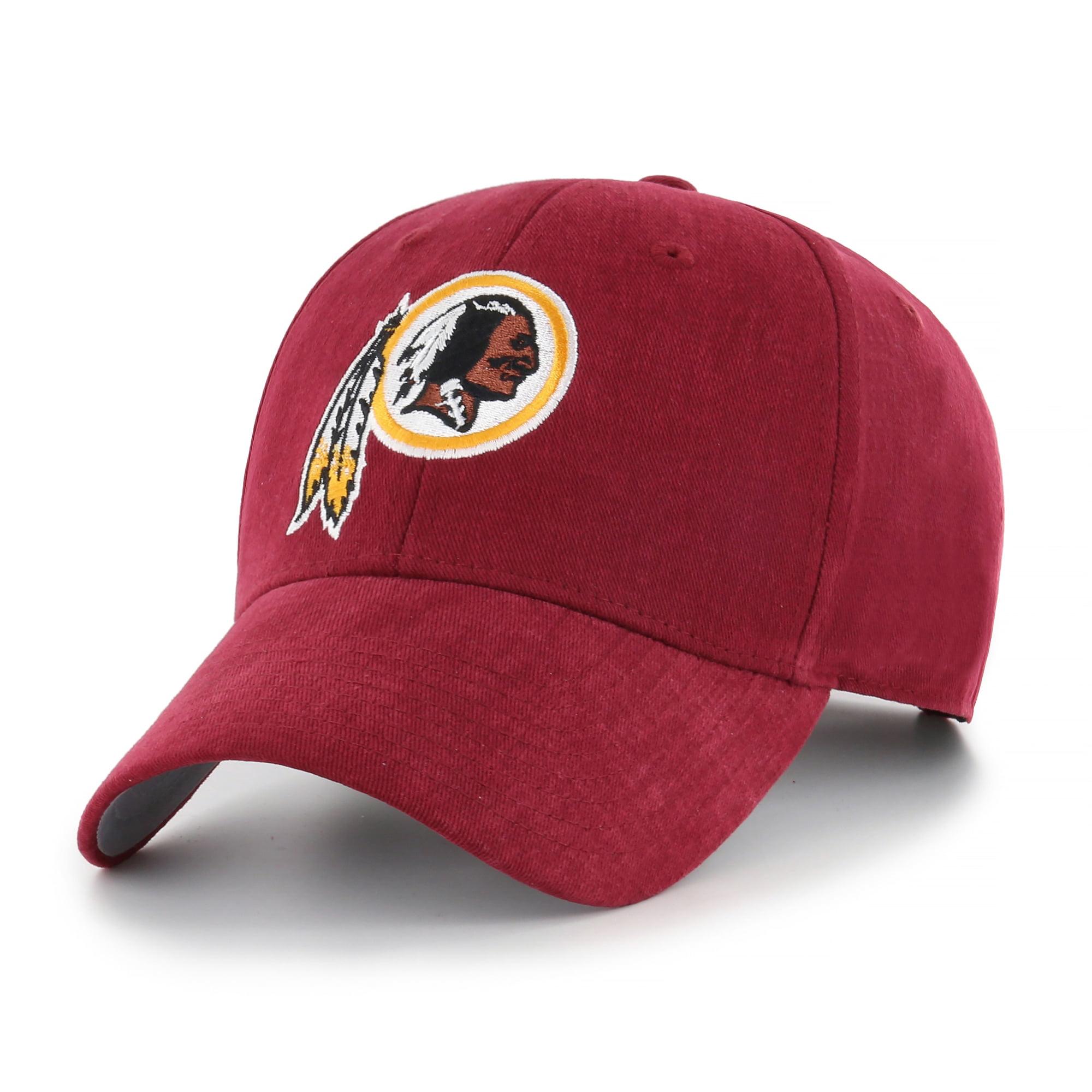 Fan Favorite - NFL Basic Adjustable Hat, Washington Redskins