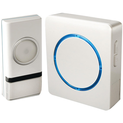 SWANN SWHOM-DC810B-GL Wireless Door Chime with Backlit Design