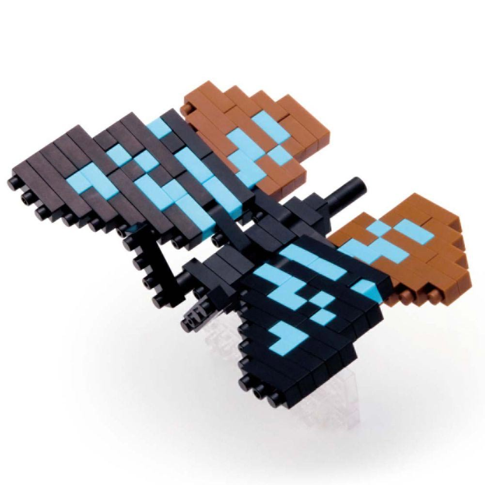 Butterfly Nanoblock Puzzle