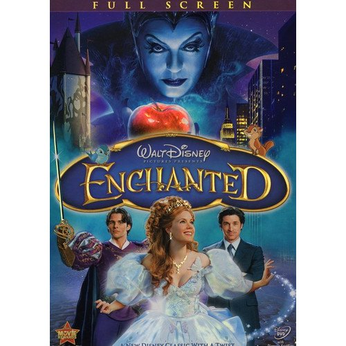 ENCHANTED (DVD/FF 1.33/DD 5.1/SP-FR-BOTH)