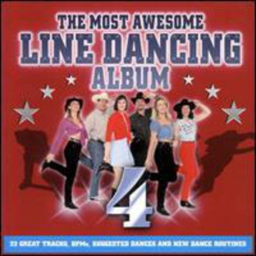 The Most Awesome Line Dancing Album 4
