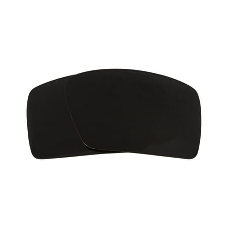 Replacement Lenses Compatible with OAKLEY Eyepatch 2 Polarized Black (Oakley Fire Iridium Polarized)