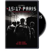 15:17 To Paris (DVD) by