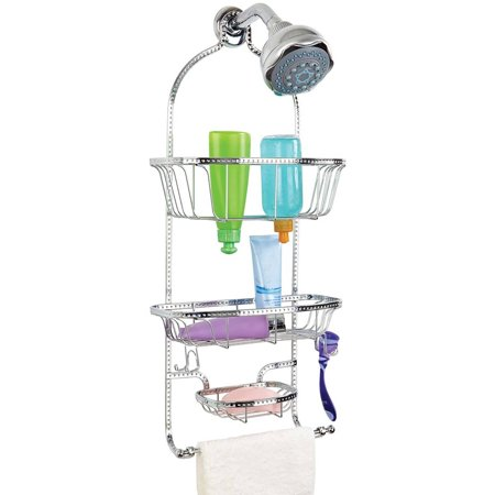 Bath Bliss Shower Organizer/Caddy, Hammered Wire Design - Walmart.com
