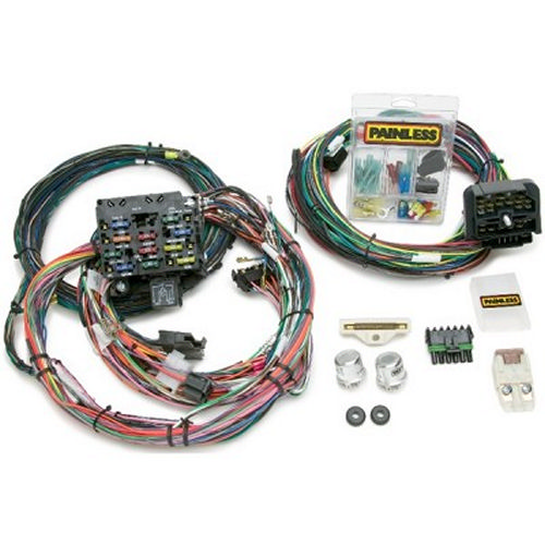 PAINLESS WIRING 87-91 Jeep YJ Chassis Harness 23 Circuits 10111 by PAINLESS WIRING
