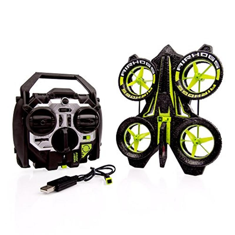 Air Hogs RC Helix X4 Stunt, 2.4 GHZ Quad Copter by