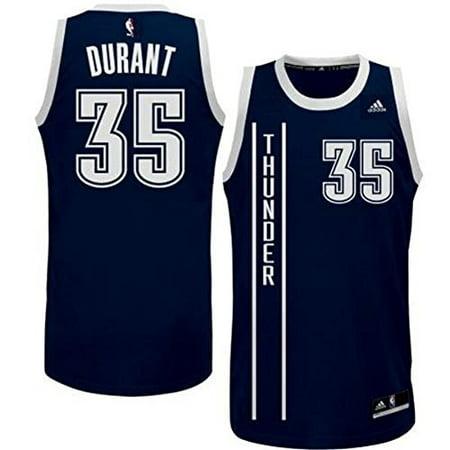 c51734deaafb Kevin Durant Oklahoma City Thunder  35 NBA Youth Alternate Jersey ...