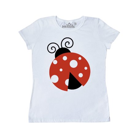 Ladybug, Ladybird, Lady Beetle - Red Black White Women
