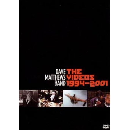 Dave Matthews Band: The Videos 1994-2001 (DVD)