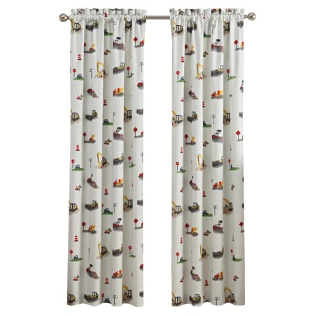 Waverly Can You Dig It Blackout Curtain