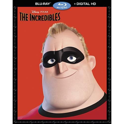 The Incredibles (Blu-ray + Digital HD)