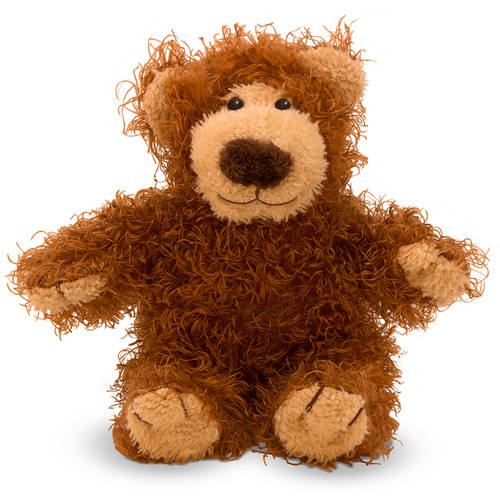 Melissa & Doug Baby Roscoe Bear Teddy Bear Stuffed Animal by Melissa %26 Doug