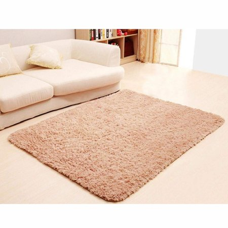 Nk Ultra Soft Rugs Indoor Modern Area Carpet Fluffy Living Room Carpets Suitable For Children Bedroom Anti Slip Home Decorate Nursery Pink Grey