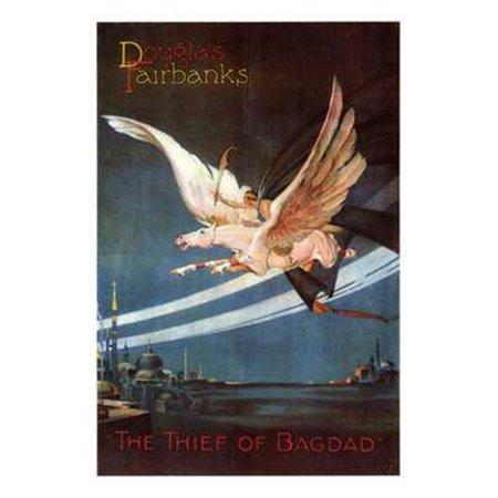 Posterazzi MOV197636 The Thief of Bagdad Movie Poster - 11 x 17 in. - image 1 de 1
