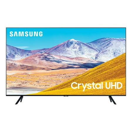 "SAMSUNG 85"" Class 4K Crystal UHD (2160P) LED Smart TV with HDR UN85TU8000 2020"