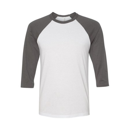 T-Shirts Unisex Three-Quarter Sleeve Baseball T-Shirt