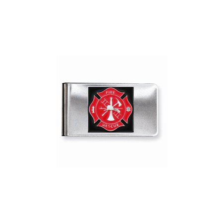 Sports Money Clips (Fire and Rescue Firemen Money)
