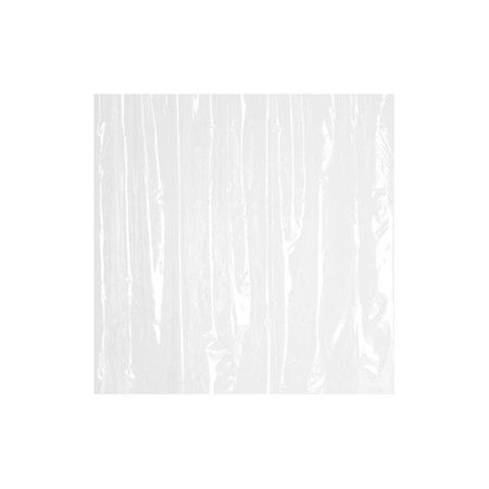 Extra Long 5 Gauge Vinyl Shower Curtain Liner With Metal Grommets In Super Clear Size 72 Wide