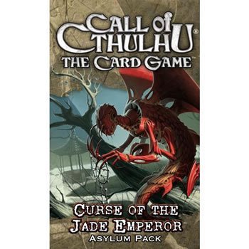 Curse of the Jade Emperor Asylum Pack Call of Cthulhu LCG Fantasy Flight Games