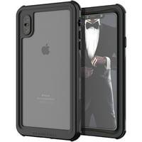 Ghostek Nautical 2 Series Extreme Waterproof Case - Black - iPhone XS Max - GHOCAS1081