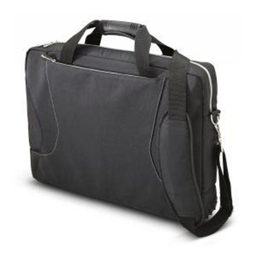 18 LAPTOP CARRY CASE - BLACK - POLYESTER - 3.75 INCH - 14.6 INCH - 20 INCH