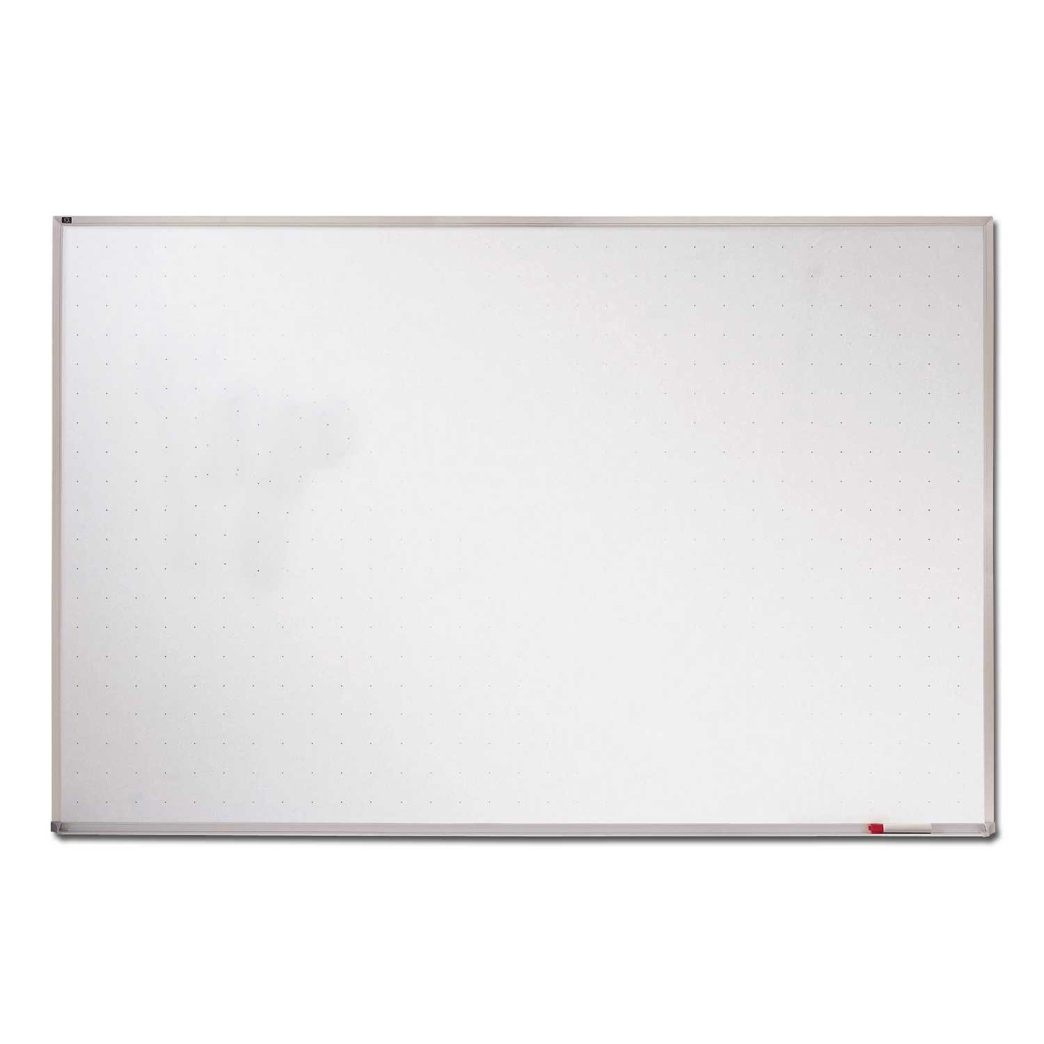 Quartet Porcelain Magnetic Whiteboard with Aluminum Frame 120 x 48 in. by Acco Brands USA LLC