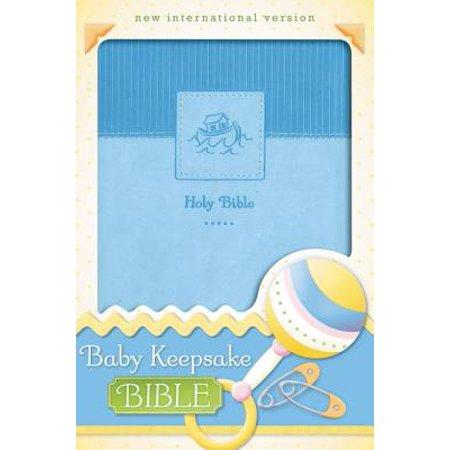 Baby Keepsake Bible-NIV (Baby Keepsakes)