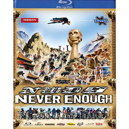 Never Enough (Blu-ray)