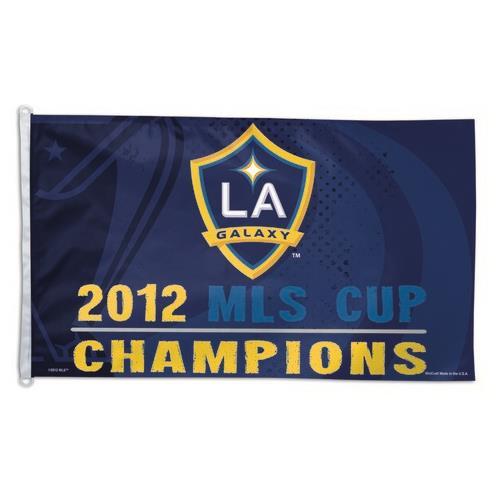 Los Angeles Galaxy 3 x 5 Sports House Flag