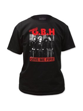 58e8cf34f Product Image G.B.H. Men's Give Me Fire T-shirt Black