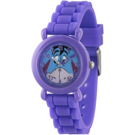 Eeyore Jewelry (All About Me Portfolio Eeyore Boys' Purple Plastic Time Teacher)