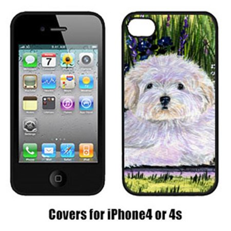Coton De Tulear Cell Phone Cover Iphone4