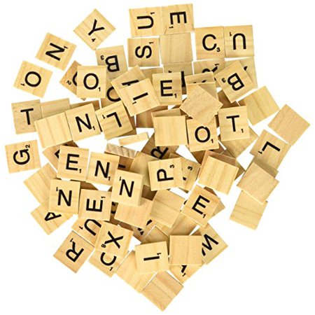 a9f1a7ef7b65 Science Purchase 500 Wood Letter Tiles - 5 Full Sets of 100 Letters - image  1 ...