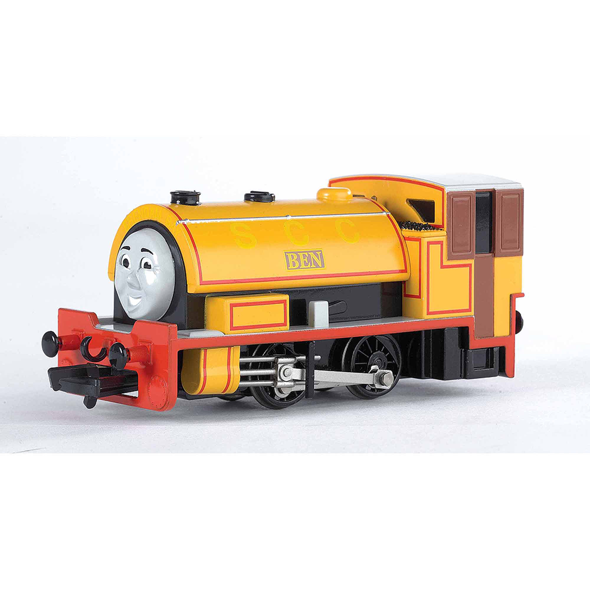 Bachmann Trains Thomas and Friends Ben Locomotive with Moving Eyes, HO Scale Train