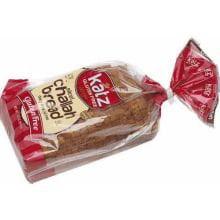 Katz Gluten Free Sliced Challah Bread, 18 Ounce, (1 Pack) by Katz Gluten Free
