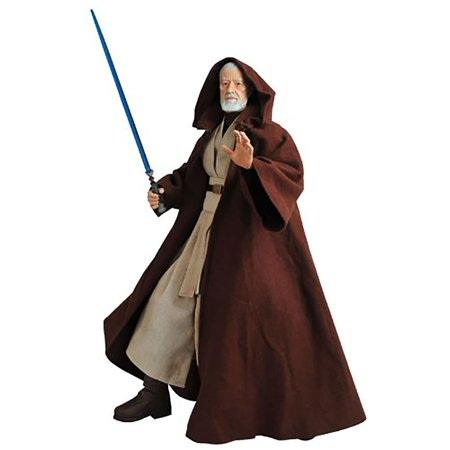 Star Wars Ultimate 1/4 Scale New Hope Obi Wan Kenobi Action Figure