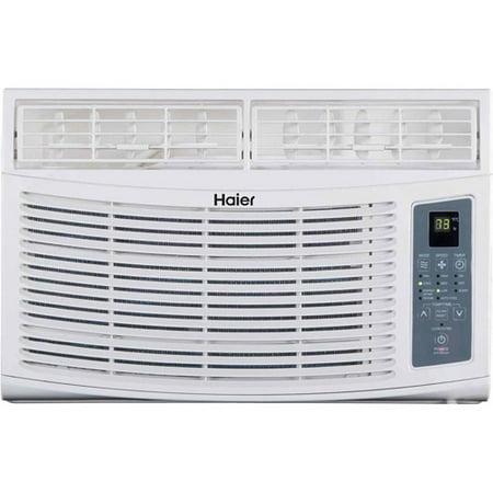 Haier Esa406p L 6 000 Btu Air Conditioner White Walmart Com