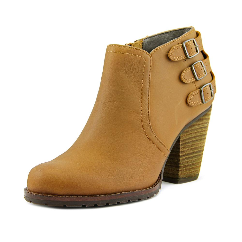 Eastland Augustina 1955 Round Toe Leather Bootie by Eastland