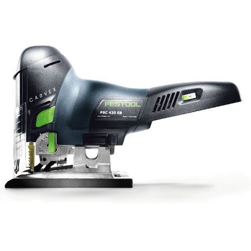 Festool 561689 18V 5.2 Ah Cordless Lithium-Ion Barrel Grip Jigsaw (Bare Tool)