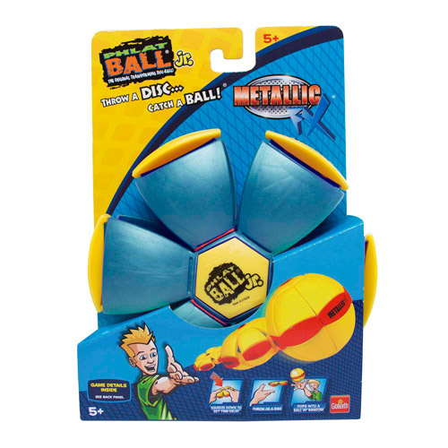 Phlat Ball Jr, Metallic Blue