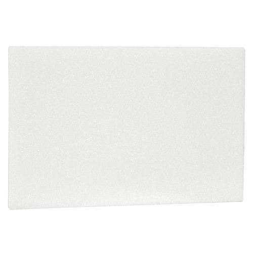 Make It Fun Styrofoam Block 2x12x18in, White