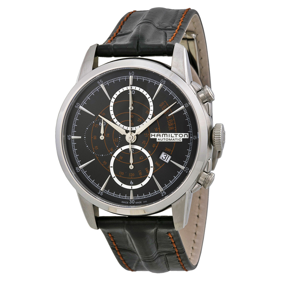 Hamilton American Classic Automatic Chronograph Mens Watch H40656731 by Hamilton