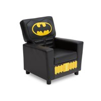 DC Comics Batman Youth High Back Upholstered Chair by Delta Children